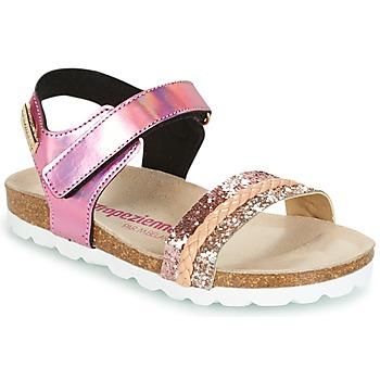 Shoes Girl Sandals Les Tropéziennes par M Belarbi PETILLE Pink