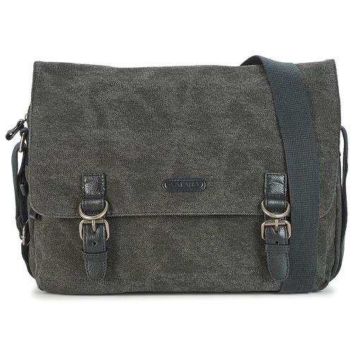 Bags Messenger bags Katana GARRY Black