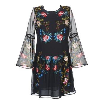 Clothing Women Short Dresses Derhy DANEMARK Black