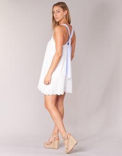 Clothing Women Short Dresses Betty London GRAMA Ecru