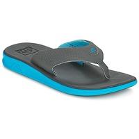 Shoes Men Flip flops Reef REEF ROVER Grey / Blue