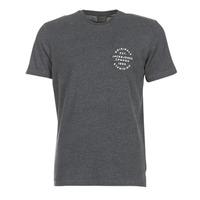 Clothing Men short-sleeved t-shirts Jack & Jones ORGANIC ORIGINALS Grey