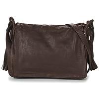 Bags Women Shoulder bags Nat et Nin ANOUK Prune