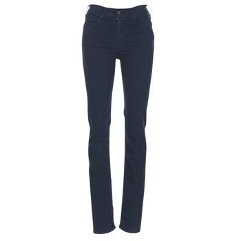 Clothing Women 5-pocket trousers Cimarron NOUFLORE Marine