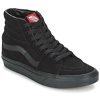 Shoes Hi top trainers Vans SK8-Hi Black