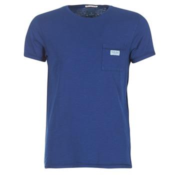 Clothing Men short-sleeved t-shirts Scotch & Soda JURISCU Marine