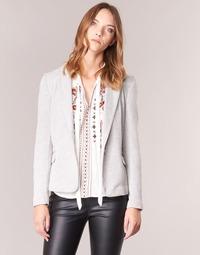 Clothing Women Jackets / Blazers Vero Moda JULIA Grey