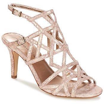 Shoes Women Sandals Tamaris  GOLD