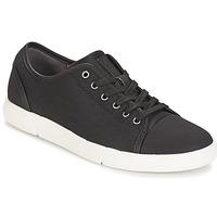 Shoes Men Low top trainers Clarks Lander Cap Black