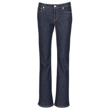 Clothing Women bootcut jeans Yurban IHEKIKOU BOOTCUT Blue
