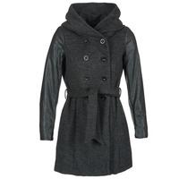 Clothing Women coats Only MARY LISA Grey