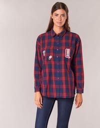 Clothing Women Shirts Yurban HERDON Red