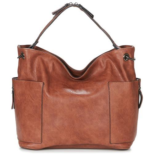 Bags Women Small shoulder bags Moony Mood HOPI Cognac