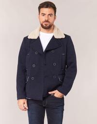 Clothing Men coats Casual Attitude HAXO Marine