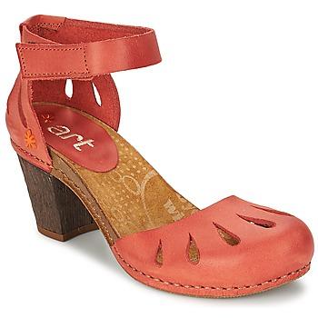 Shoes Women Sandals Art IMEET Red