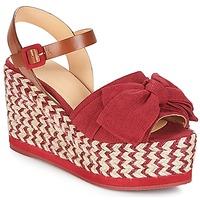 Shoes Women Sandals Castaner EUCALIPTO Raspberry