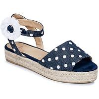 Shoes Women Sandals Castaner WOXOC Marine