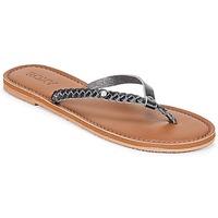 Shoes Women Flip flops Roxy LIVIA J SNDL BLK Black