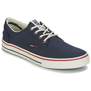 Shoes Men Low top trainers Tommy Hilfiger VIC 1 Blue