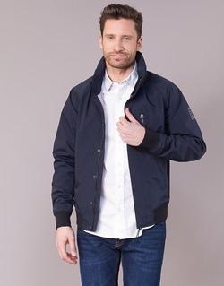Clothing Men Jackets Aigle 54 BLOUSON Marine