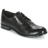 Shoes Women Derby Shoes Moma CROSS-NERO Black