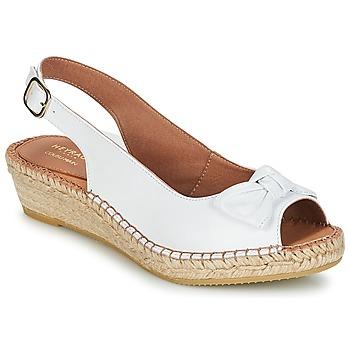 Shoes Women Sandals Heyraud CLORANE White