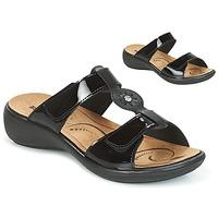 Shoes Women Mules Romika IBIZA 82 Black