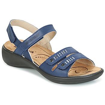 Shoes Women Sandals Romika IBIZA 86 Blue