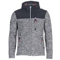 Clothing Men sweaters Superdry STORM MOUNTAIN ZIPHOOD Grey