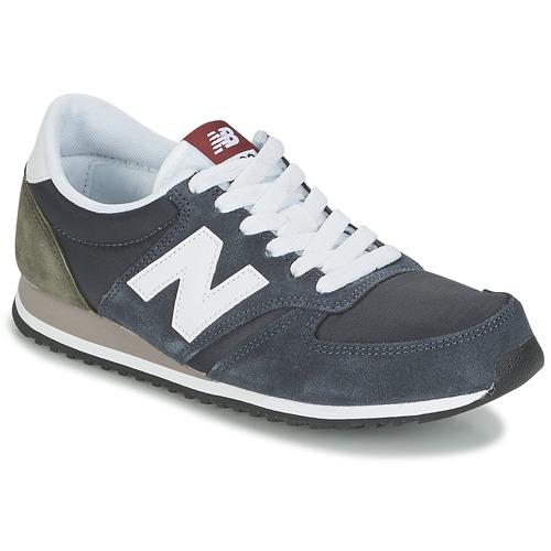 Shoes Low top trainers New Balance U420 Marine