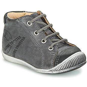 Shoes Boy Mid boots GBB NOE Grey