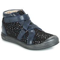 Shoes Girl Hi top trainers GBB NADEGE Blue