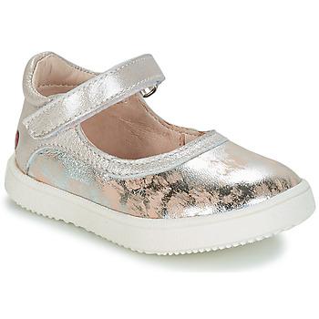 Shoes Girl Flat shoes GBB SAKURA Gold