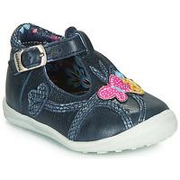 Shoes Girl Flat shoes Catimini SOLEIL Marine