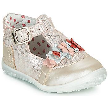 Shoes Girl Flat shoes Catimini SALICORNE Pink