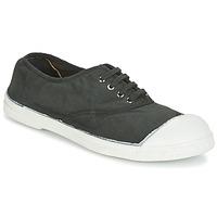 Shoes Women Low top trainers Bensimon TENNIS LACET Grey