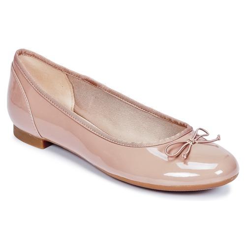 CLARKS Ballerina 'Couture bloom' nude sg3zK