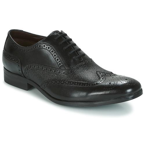 Shoes Men Brogues Clarks GILMORE LIMIT Black
