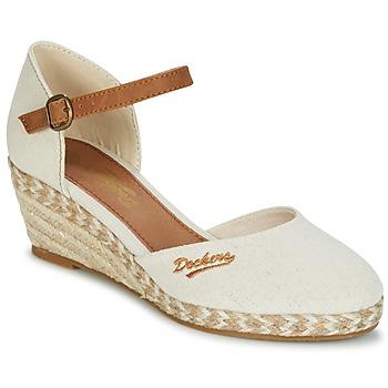 Shoes Women Heels Dockers by Gerli TIRONY Desert