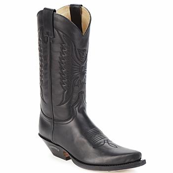 Shoes High boots Sendra boots FLOYD Black