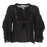 Clothing Women Tops / Blouses See U Soon 8112057 Black