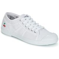 Shoes Women Low top trainers Le Temps des Cerises BASIC 02 White