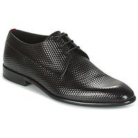 Shoes Men Derby Shoes HUGO-Hugo Boss DRESS APPEAL DERBIE Black