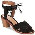 casual-attitude-itelo-womens-sandals-in-black