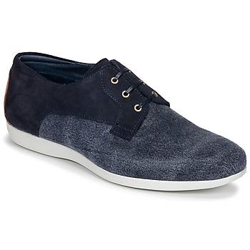 Shoes Men Derby Shoes Casual Attitude IVUR Blue / Marine