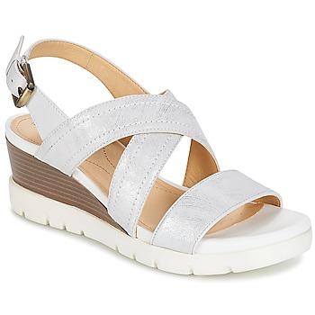 Shoes Women Sandals Geox MARYKARMEN P.B White