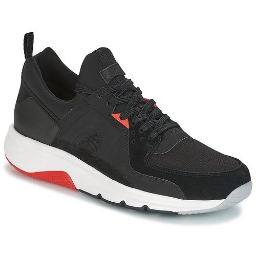 Shoes Men Low top trainers Camper DRIFT  black