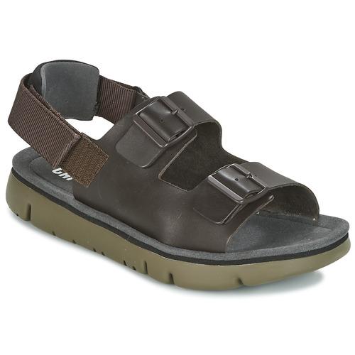 Shoes Men Sandals Camper ORUGA SANDAL Brown