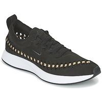 Shoes Women Low top trainers Nike DUALTONE RACER WOVEN W Black
