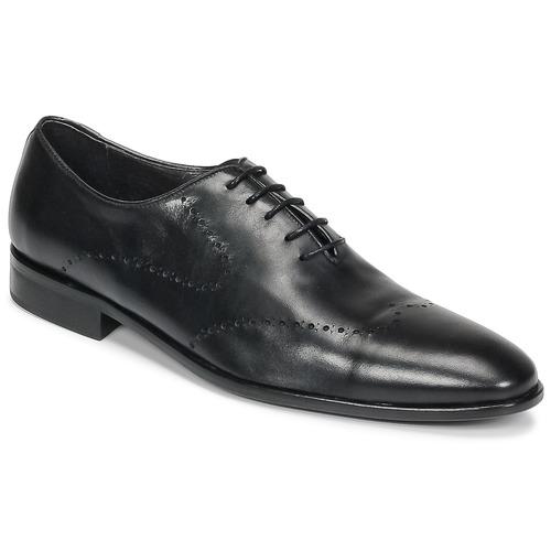 Shoes Men Brogues So Size LOJA Black
